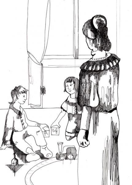 Челнокова Юлия. Иллюстрация 3